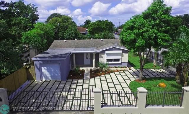 830 N 26th Ave, Hollywood, FL 33020 (MLS #F10251017) :: Berkshire Hathaway HomeServices EWM Realty