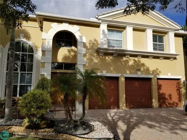 3055 Hartridge Ter, Wellington, FL 33414 (MLS #F10251370) :: Berkshire Hathaway HomeServices EWM Realty