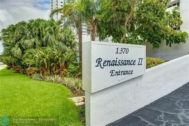 1370 S Ocean Blvd #403, Pompano Beach, FL 33062 (MLS #F10251802) :: Berkshire Hathaway HomeServices EWM Realty
