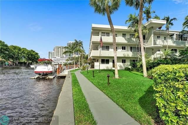 1000 SE 4th St #316, Fort Lauderdale, FL 33301 (MLS #F10252797) :: Patty Accorto Team