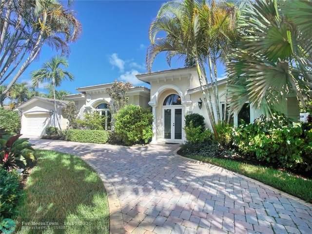 2301 NE 37th St, Fort Lauderdale, FL 33308 (MLS #F10253214) :: Berkshire Hathaway HomeServices EWM Realty