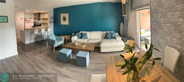 1000 River Reach Dr #312, Fort Lauderdale, FL 33315 (MLS #F10253406) :: Berkshire Hathaway HomeServices EWM Realty