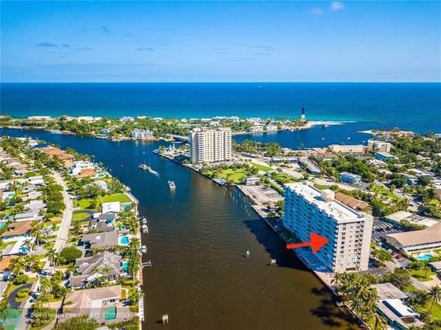 2611 N Riverside #701, Pompano Beach, FL 33062 (MLS #F10253593) :: Green Realty Properties