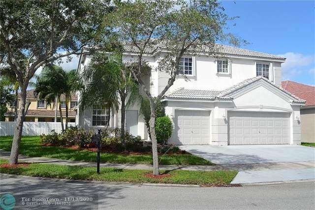 1095 Fairfield Meadows Dr, Weston, FL 33327 (MLS #F10253848) :: Miami Villa Group