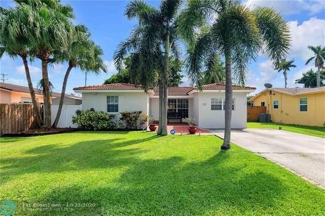 224 SE 5th St, Dania Beach, FL 33004 (MLS #F10254002) :: Berkshire Hathaway HomeServices EWM Realty