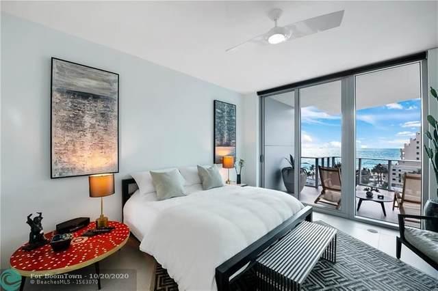 701 N Fort Lauderdale Beach Blvd #703, Fort Lauderdale, FL 33304 (MLS #F10254052) :: Berkshire Hathaway HomeServices EWM Realty