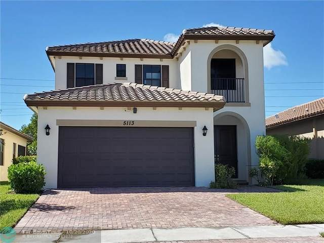 5113 NW 51st Ter, Tamarac, FL 33319 (MLS #F10254126) :: Castelli Real Estate Services