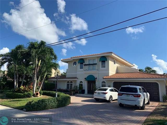 2314 NE 26th St, Lighthouse Point, FL 33064 (MLS #F10254255) :: Castelli Real Estate Services