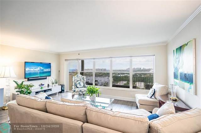 3200 N Port Royale Dr #1803, Fort Lauderdale, FL 33308 (MLS #F10254530) :: Berkshire Hathaway HomeServices EWM Realty