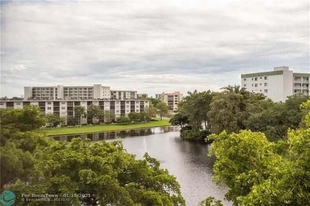 2240 N Cypress Bend Dr #608, Pompano Beach, FL 33069 (MLS #F10254651) :: Laurie Finkelstein Reader Team