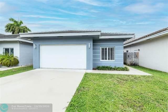 1539 NE 34th St, Oakland Park, FL 33334 (MLS #F10254899) :: Berkshire Hathaway HomeServices EWM Realty