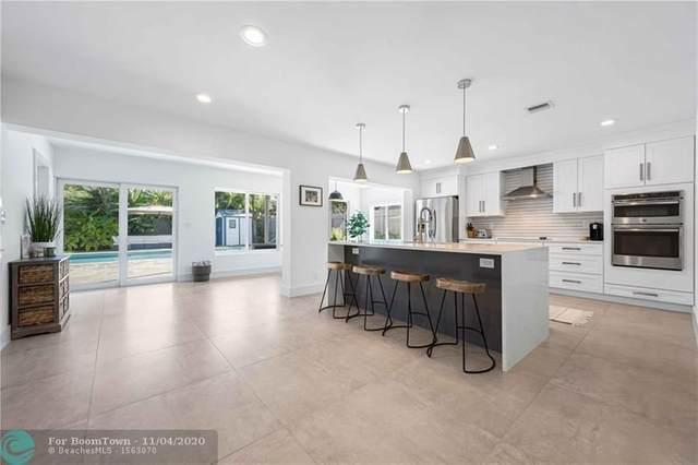1546 NE 17th Way, Fort Lauderdale, FL 33304 (MLS #F10255732) :: Berkshire Hathaway HomeServices EWM Realty