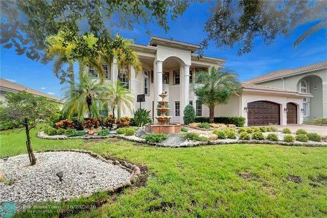 3961 SW 186th Way, Miramar, FL 33029 (MLS #F10255792) :: United Realty Group