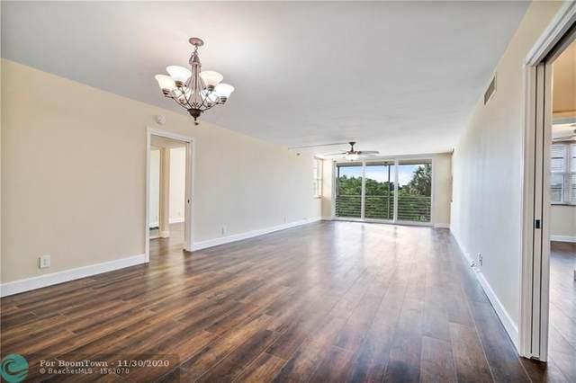 3520 N Oaks Way #309, Pompano Beach, FL 33069 (#F10255841) :: Posh Properties