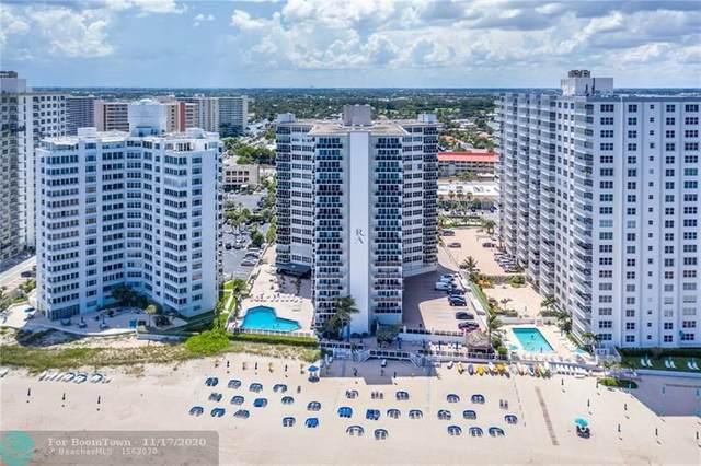 3700 E Galt Ocean Dr #1115, Fort Lauderdale, FL 33308 (#F10255963) :: Posh Properties