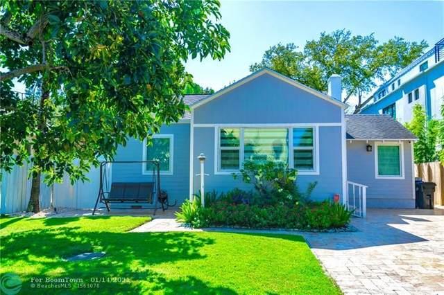 1216 NE 1st St, Fort Lauderdale, FL 33301 (MLS #F10255969) :: Miami Villa Group