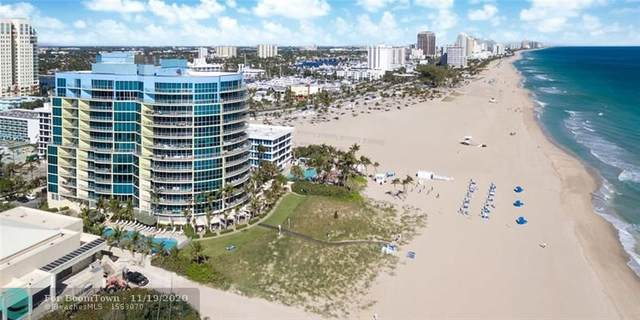 1200 Holiday Dr #705, Fort Lauderdale, FL 33316 (MLS #F10256256) :: Berkshire Hathaway HomeServices EWM Realty