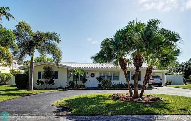 2648 NE 26th St, Lighthouse Point, FL 33064 (MLS #F10256300) :: Castelli Real Estate Services