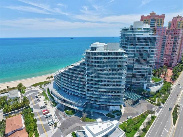 2200 N Ocean Blvd N207, Fort Lauderdale, FL 33305 (#F10256373) :: Ryan Jennings Group