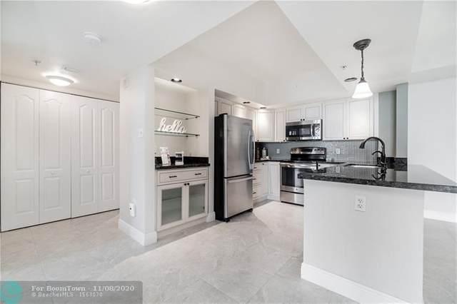 100 N Federal Hwy #1028, Fort Lauderdale, FL 33301 (MLS #F10256673) :: Berkshire Hathaway HomeServices EWM Realty