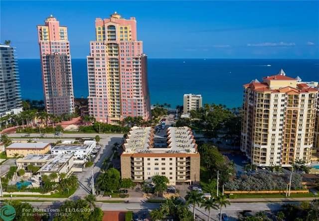 2029 N Ocean Blvd #103, Fort Lauderdale, FL 33305 (#F10256818) :: Ryan Jennings Group