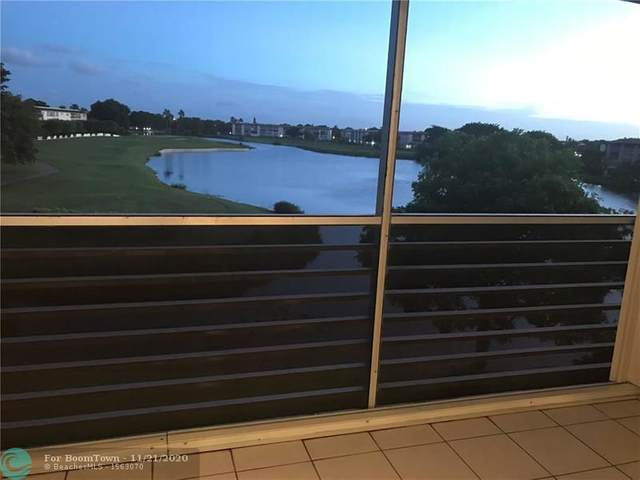 3205 Portofino Pt B4, Coconut Creek, FL 33066 (MLS #F10257078) :: Berkshire Hathaway HomeServices EWM Realty