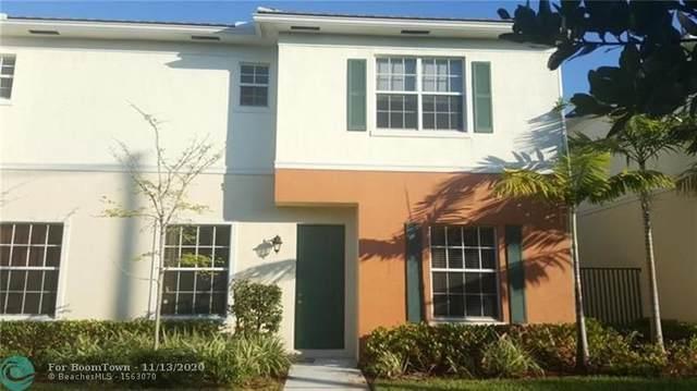 130 SW 7th Ct #130, Pompano Beach, FL 33060 (MLS #F10257151) :: Berkshire Hathaway HomeServices EWM Realty