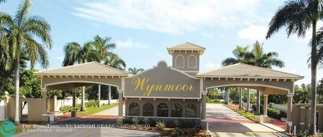 3501 Bimini Ln M2, Coconut Creek, FL 33066 (MLS #F10257471) :: Berkshire Hathaway HomeServices EWM Realty