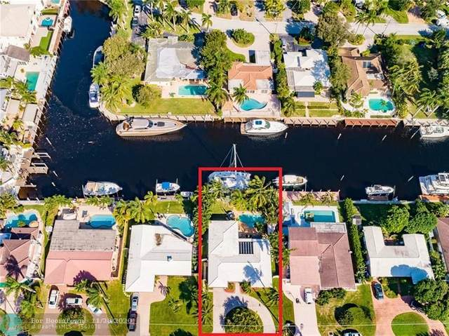 2471 SE 13th St, Pompano Beach, FL 33062 (MLS #F10257717) :: Miami Villa Group