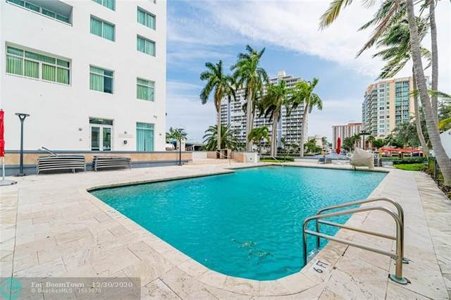 2670 E Sunrise #821, Fort Lauderdale, FL 33304 (#F10257779) :: Baron Real Estate