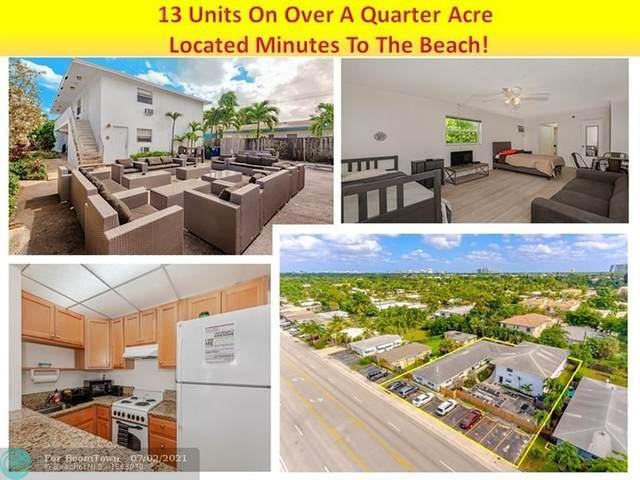 1108 NE 15th Ave, Fort Lauderdale, FL 33304 (#F10258012) :: Michael Kaufman Real Estate