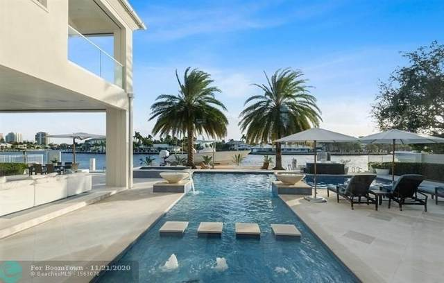 701 Middle River Dr, Fort Lauderdale, FL 33304 (MLS #F10258142) :: The Howland Group