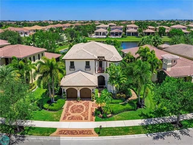 9677 Cinnamon Ct, Parkland, FL 33076 (#F10258355) :: Signature International Real Estate