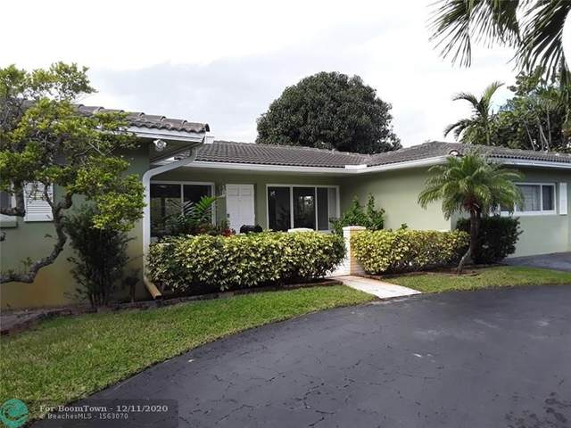 3633 NE 23rd Ave, Fort Lauderdale, FL 33308 (MLS #F10258396) :: Miami Villa Group