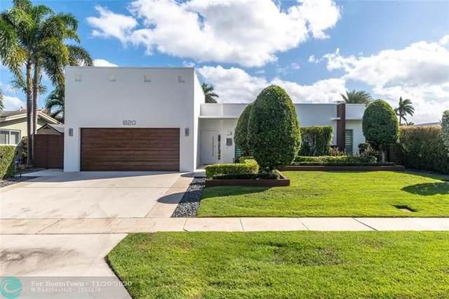 820 SE 3rd Ter, Pompano Beach, FL 33060 (MLS #F10258455) :: Berkshire Hathaway HomeServices EWM Realty