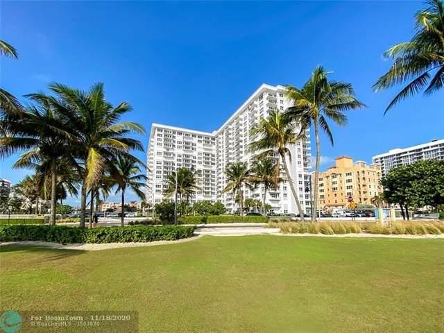 405 N Ocean Blvd #923, Pompano Beach, FL 33062 (#F10258529) :: Posh Properties