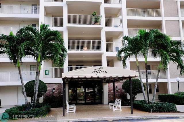 2600 S Course Drive #510, Pompano Beach, FL 33069 (MLS #F10258725) :: Patty Accorto Team