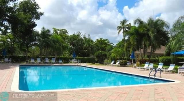 2851 S Palm Aire Dr #410, Pompano Beach, FL 33069 (MLS #F10259180) :: Berkshire Hathaway HomeServices EWM Realty