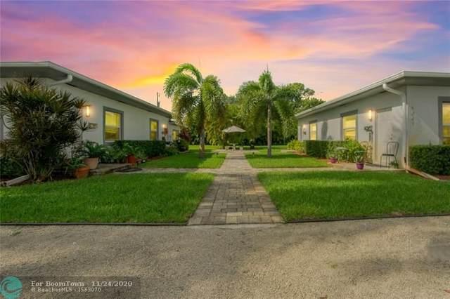 1037-1041 NE 16th Ave, Fort Lauderdale, FL 33304 (MLS #F10259475) :: Berkshire Hathaway HomeServices EWM Realty