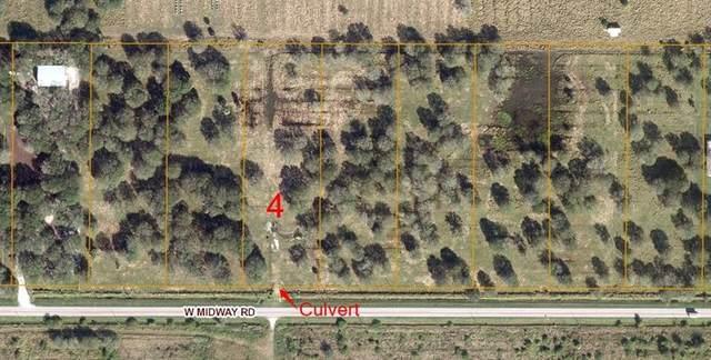 Tbd W Midway Road Lot 4, Fort Pierce, FL 34945 (MLS #F10259690) :: Green Realty Properties