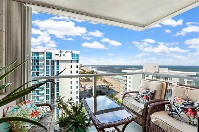 1000 S Ocean Blvd 17L, Pompano Beach, FL 33062 (MLS #F10259692) :: Green Realty Properties