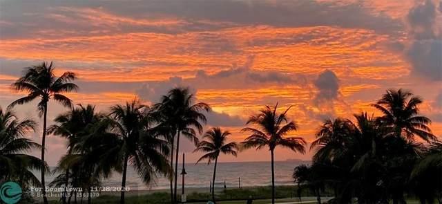 111 N Pompano Beach Blvd #314, Pompano Beach, FL 33062 (MLS #F10259934) :: Berkshire Hathaway HomeServices EWM Realty