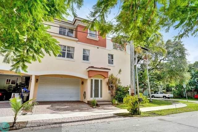 922 SW 8th St #922, Fort Lauderdale, FL 33315 (MLS #F10259951) :: Castelli Real Estate Services