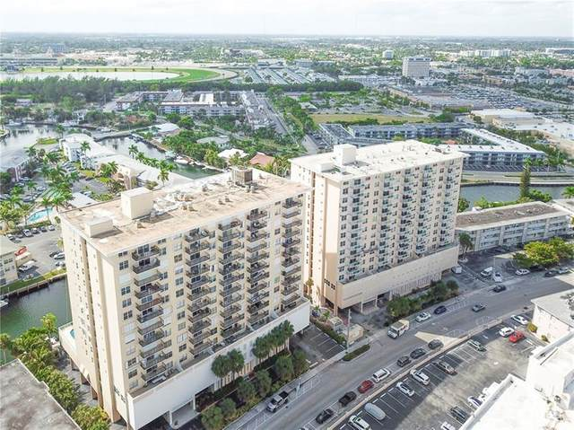 427 Golden Isles Dr 4I, Hallandale Beach, FL 33009 (#F10260356) :: The Rizzuto Woodman Team