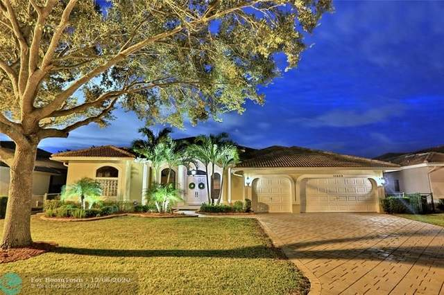 11252 NW 49th St, Coral Springs, FL 33076 (MLS #F10260528) :: Laurie Finkelstein Reader Team