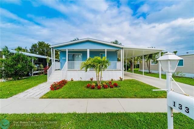 133 NW 53rd Pl, Deerfield Beach, FL 33064 (#F10260888) :: Posh Properties