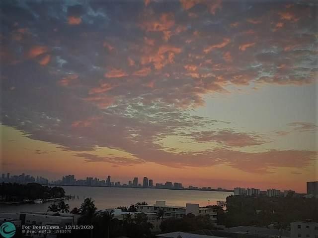 6900 Bay Dr 8L, Miami Beach, FL 33141 (MLS #F10261111) :: Castelli Real Estate Services
