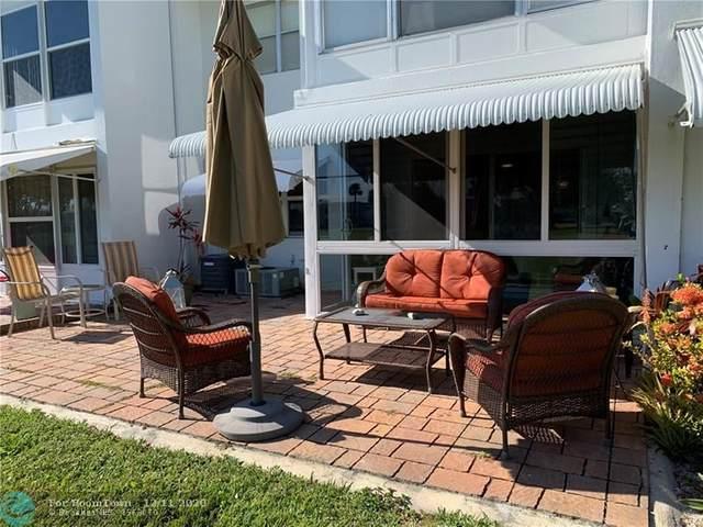 2750 W Golf Blvd #135, Pompano Beach, FL 33064 (MLS #F10261309) :: Laurie Finkelstein Reader Team