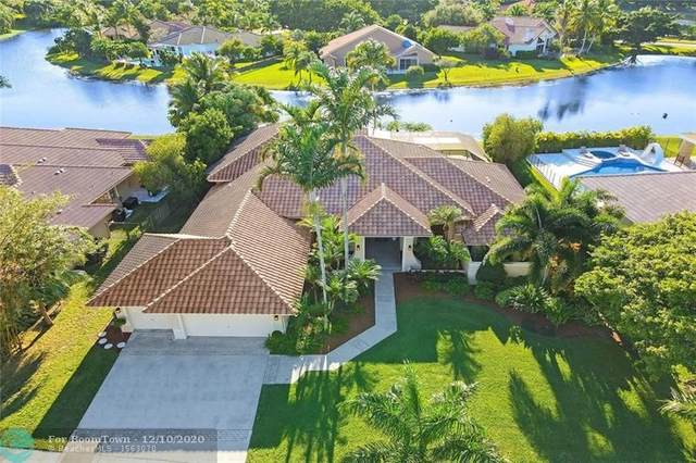 545 Coconut Cir, Weston, FL 33326 (MLS #F10261461) :: THE BANNON GROUP at RE/MAX CONSULTANTS REALTY I