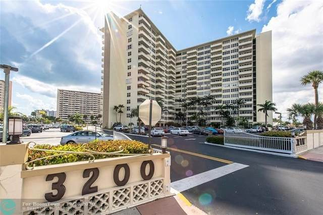 3200 NE 36th St #416, Fort Lauderdale, FL 33308 (#F10261696) :: Realty One Group ENGAGE